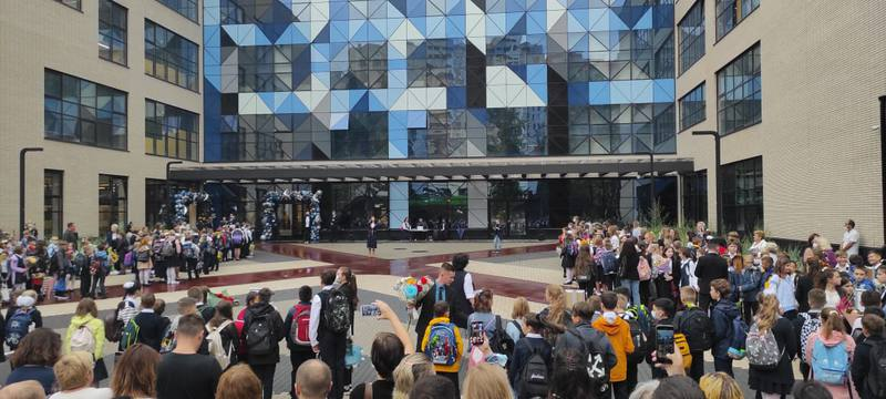 ロシア、モスクワの現状と現地の街の様子 1枚目の写真