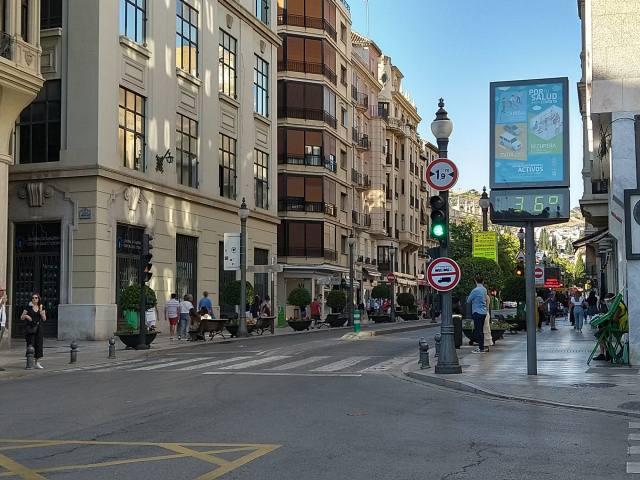 スペイン、グラナダの現状と現地の街の様子 1枚目の写真