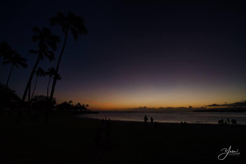 ハワイ、オアフ島の現状と観光地の様子 1枚目の写真