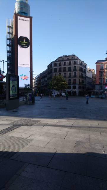 スペイン、マドリードの現状と現地の街の様子 2枚目の写真