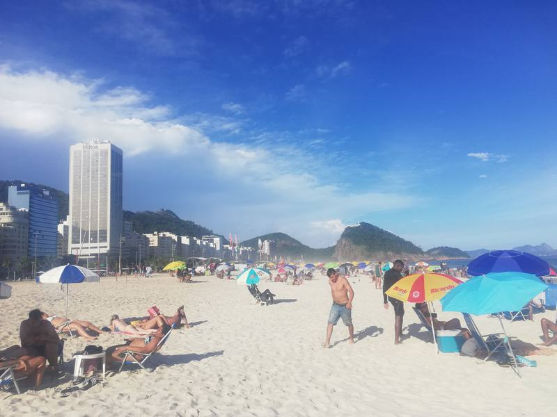 Current situation in Brazil, Rio de Janeiro and Destination updates. #1