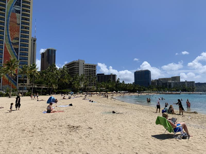 Current situation in Hawaii, Oahu and Destination updates. #2