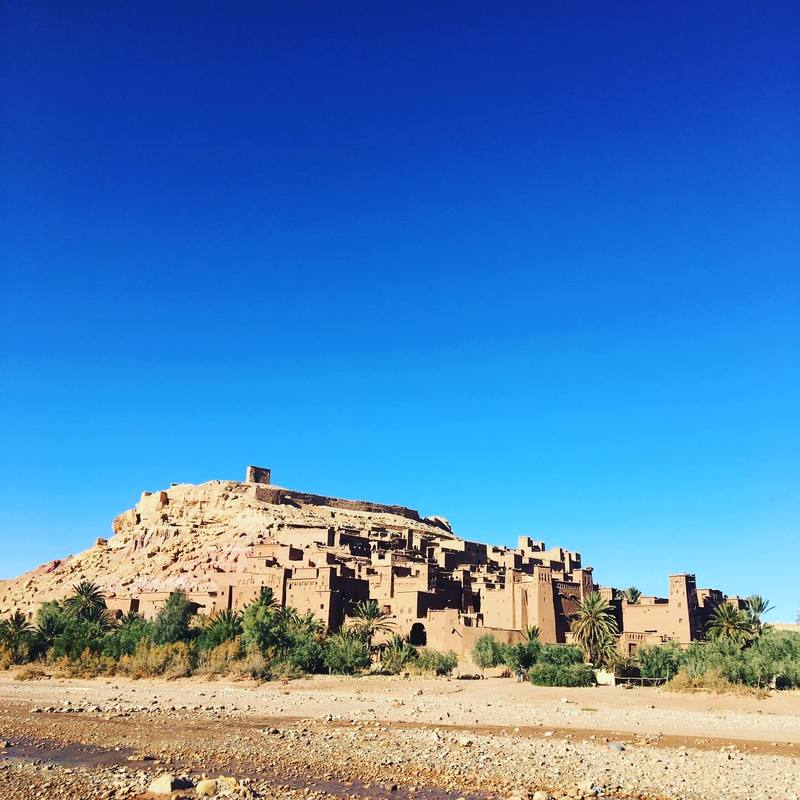 Current situation in Morocco, Ouarzazate and Destination updates. #3