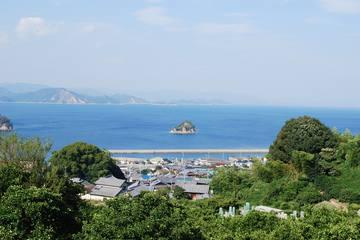 【黄金の島】とびしま海道から宮島をめぐる旅