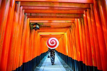 京都1人旅で訪れたい!観光スポット、グルメ、ホテル情報!