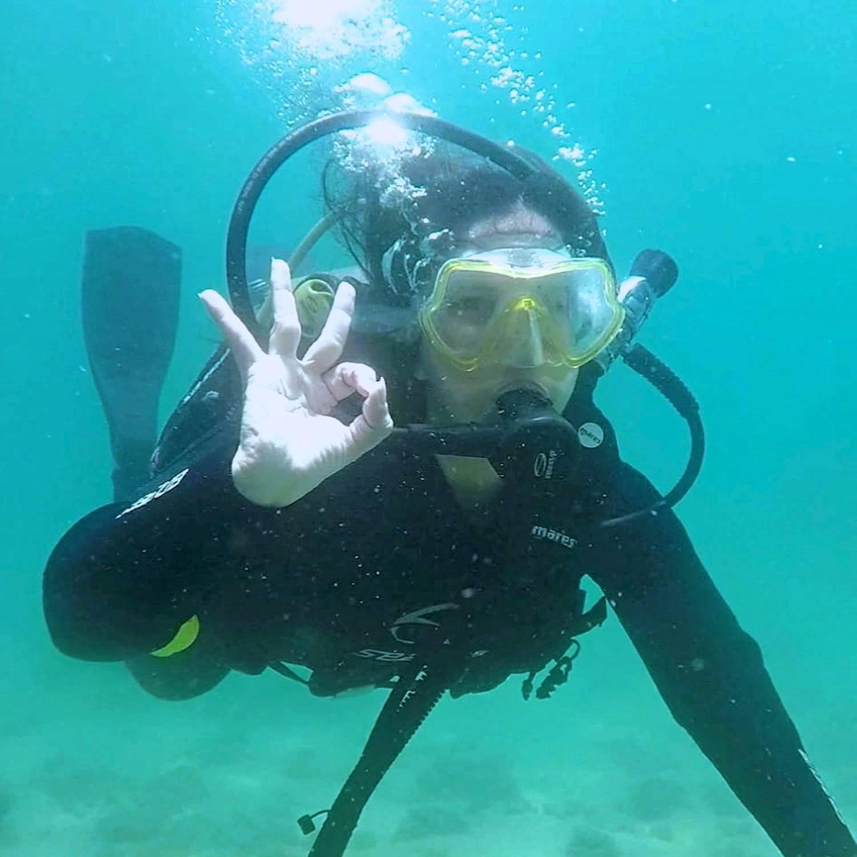 Mergulho para CREDENCIADOS -Ilha das Couves/ Ubatuba-SP