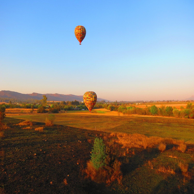 Passeio de Balão para 2 pessoas com Hospedagem em Boituva-SP (Agende sua data)