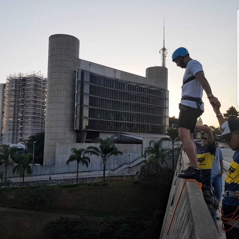 Rope Jump da Ponte Sumaré-SP (16/02/2020)