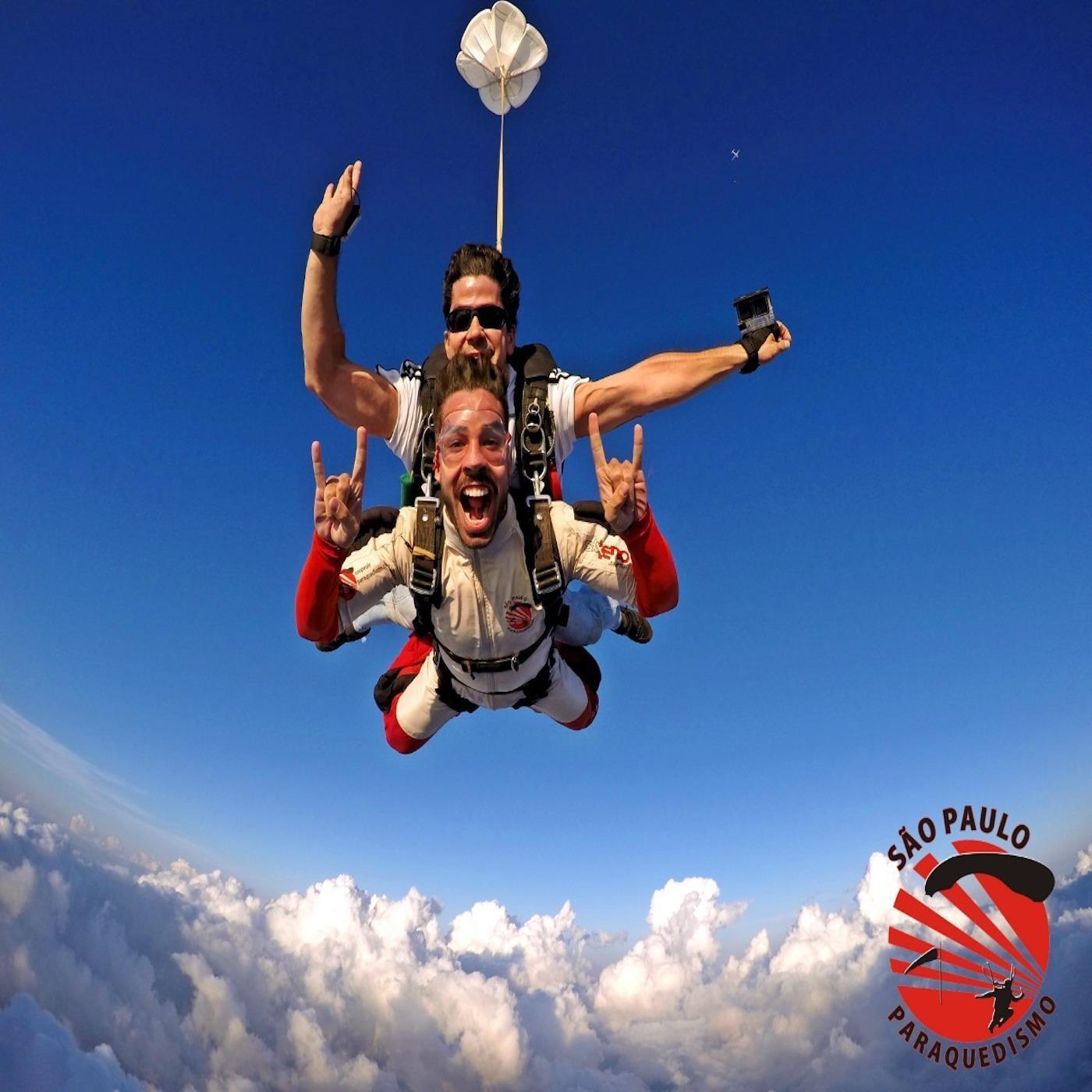 Salto de Paraquedas em Boituva-SP (Agende sua Data)