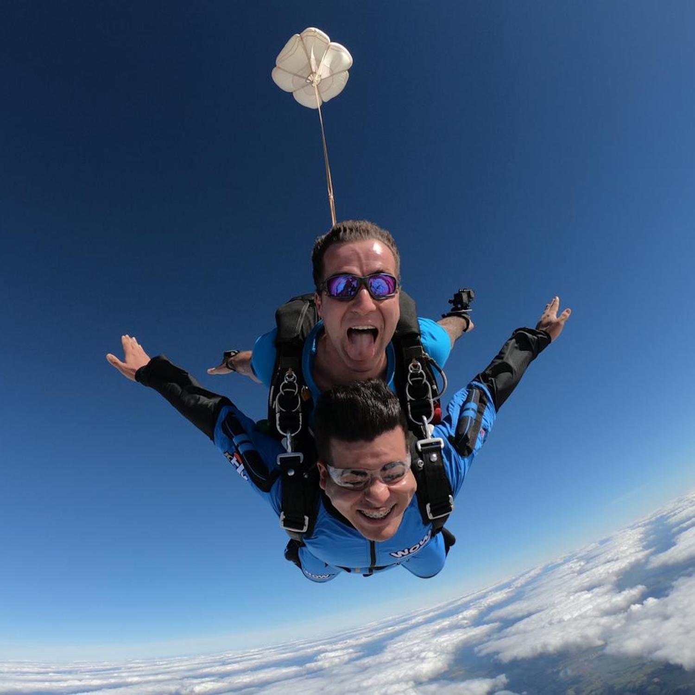 Salto de Paraquedas SUPER VIP em Boituva-SP (Agende sua data)