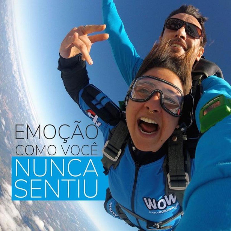 Salto de Paraquedas com Selfie VÍDEO e FOTOS em Boituva-SP (Agende sua data)