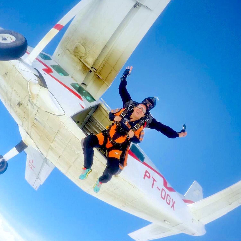 Salto de Paraquedas - Resende-RJ