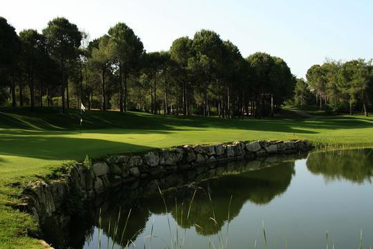 Pasha Course, Antalya