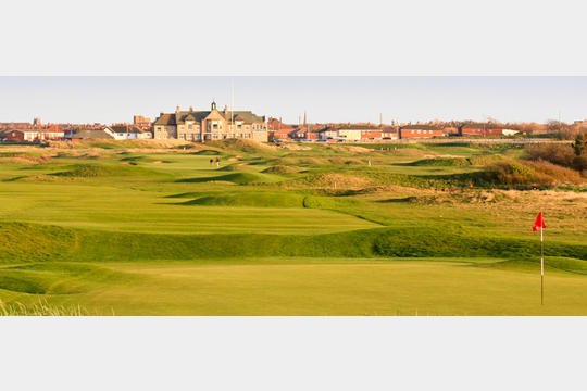 St Annes Old Links Golf Club