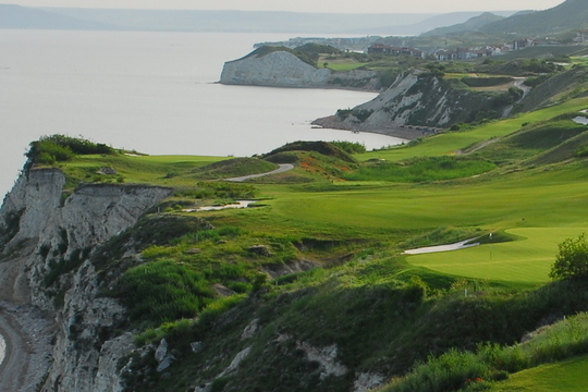 Thracian Cliffs Resort