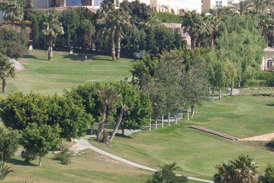 Vincci Envia Almeria Wellness & Golf 5*