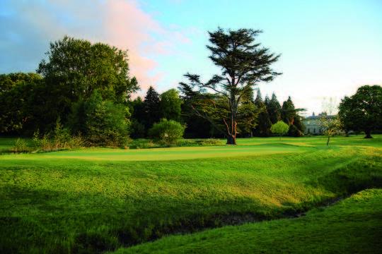 Macdonald Linden Hall Hotel, Golf & Country Club