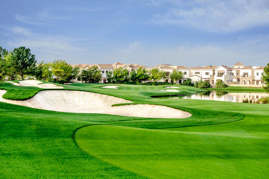Earth Course, Jumeirah