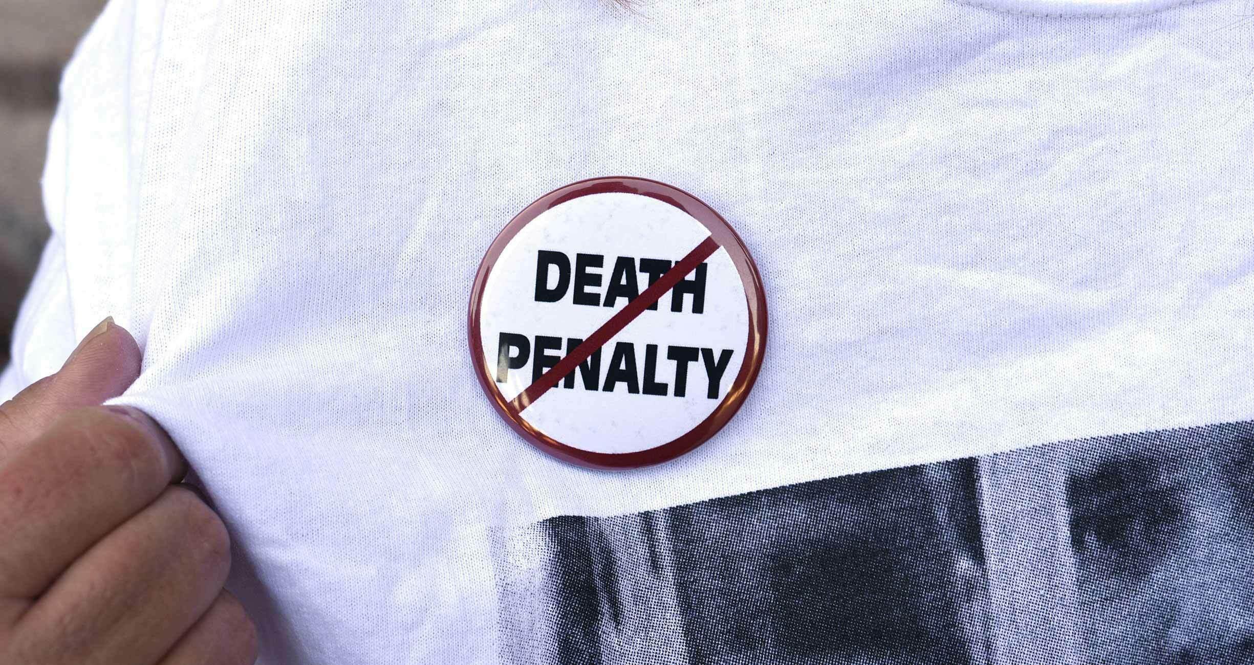 Death penalty blog hero