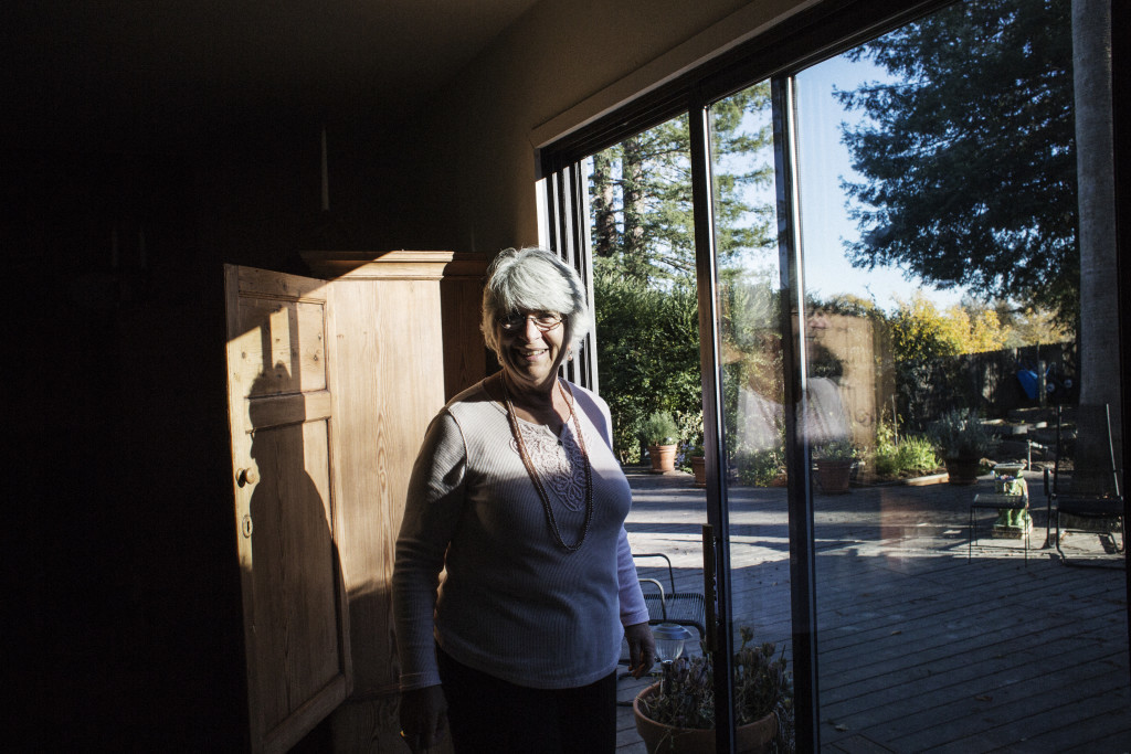 CeCe Gannon At Home