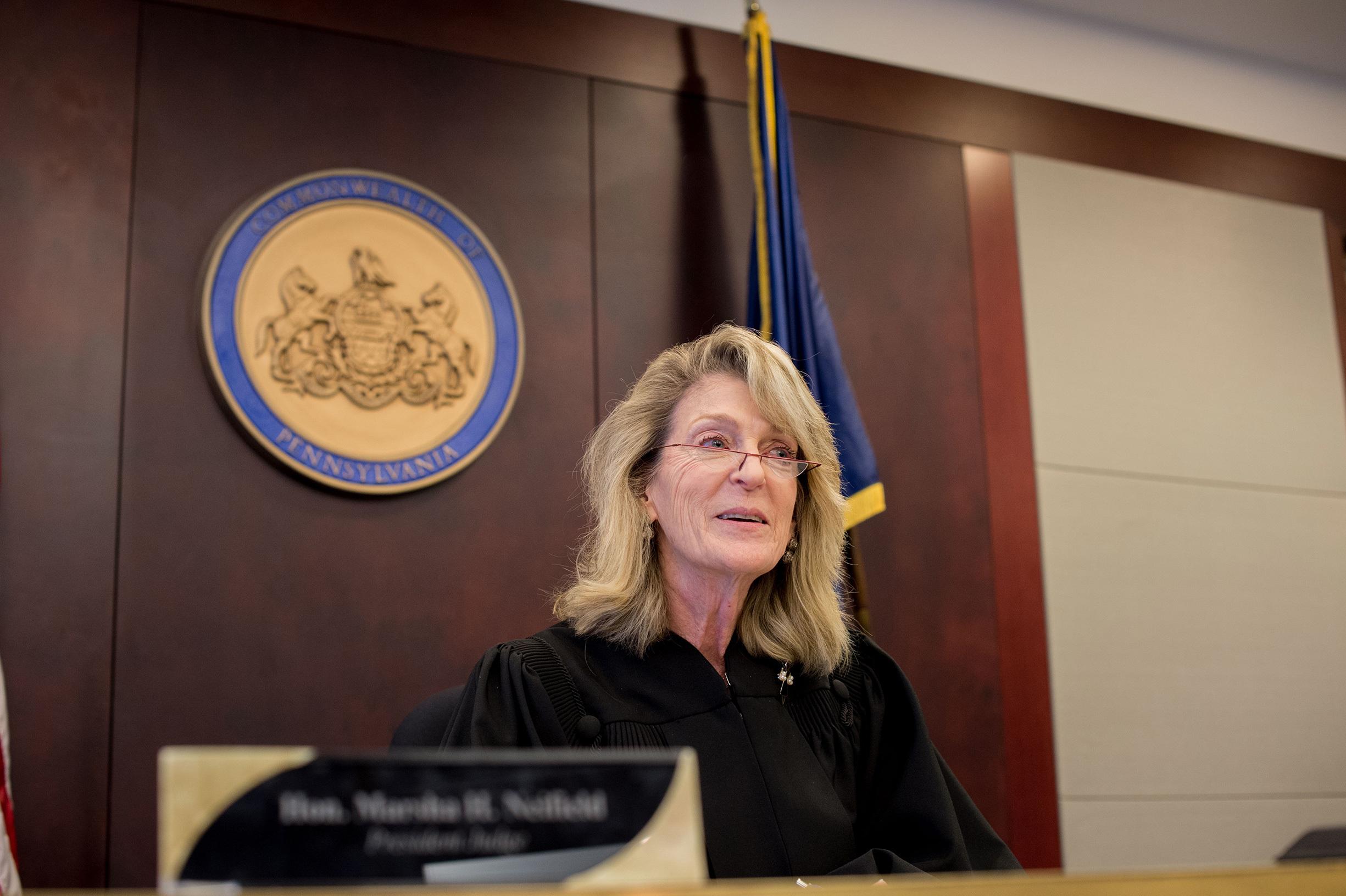 Human Toll Philadelphia Judge Neifield