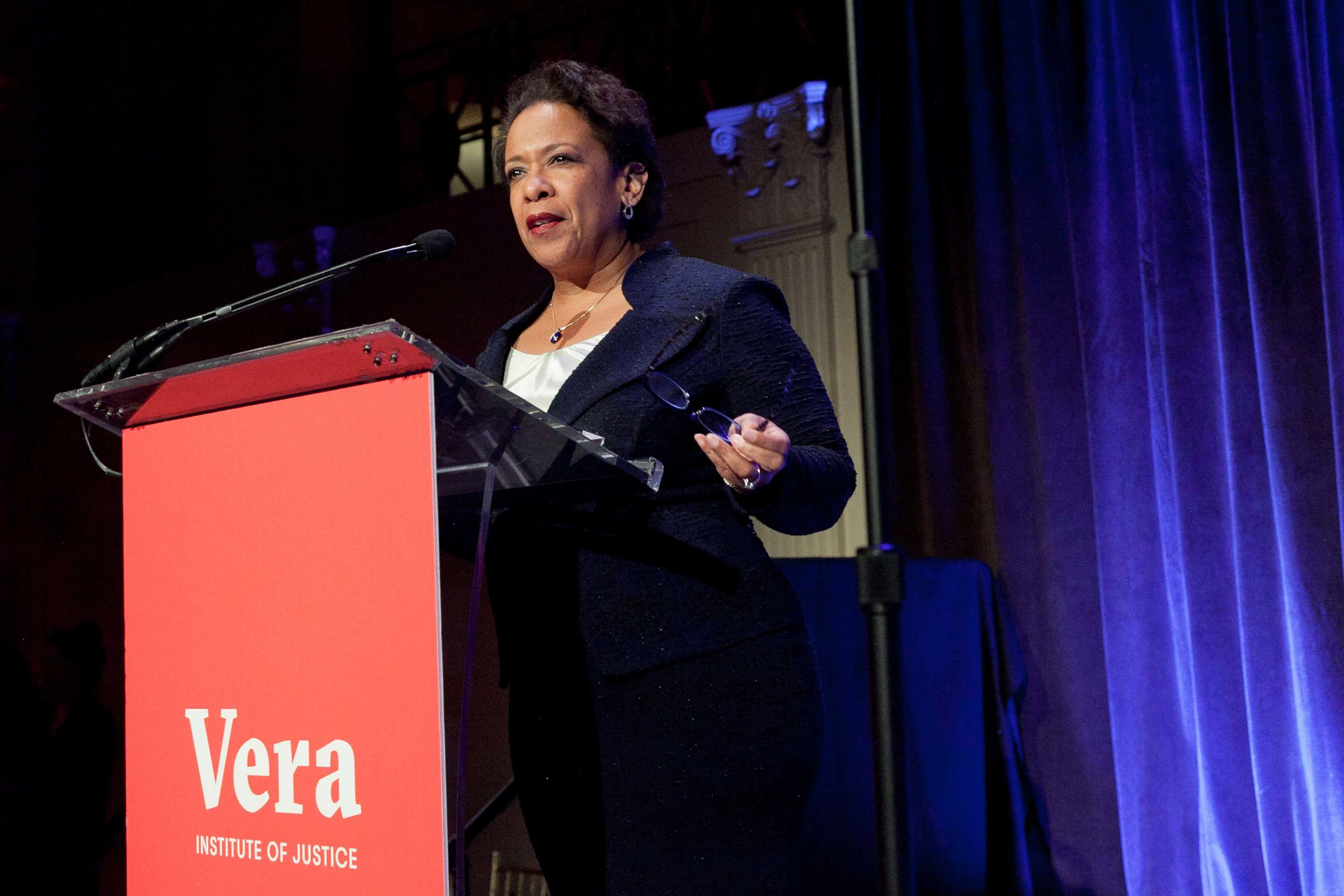 Gala 2019 Loretta Lynch