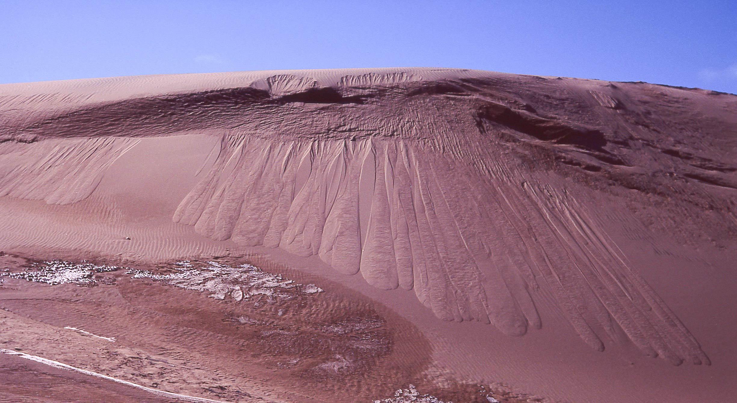 Iob Pueblo Dune