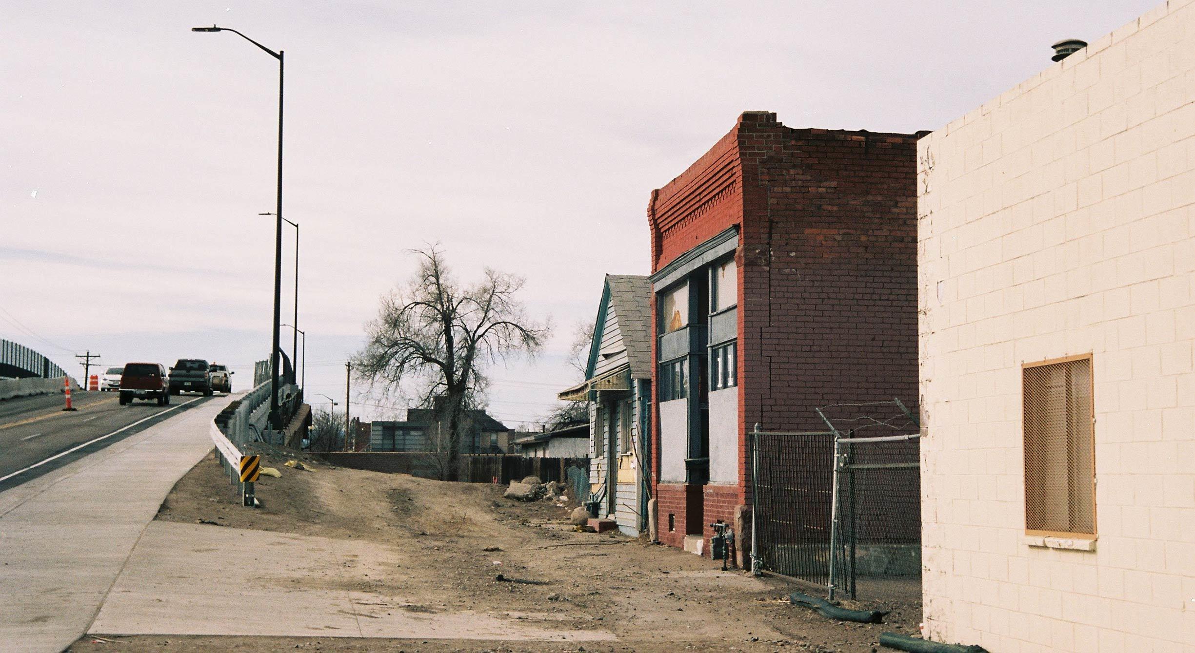 Iob Pueblo Highway