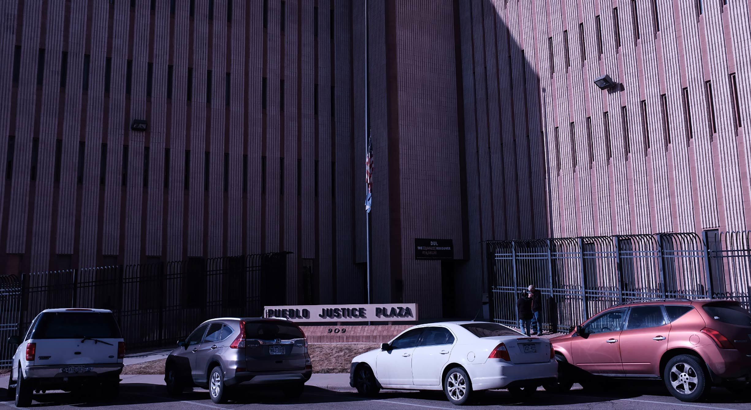 Iob Pueblo Justice Plaza