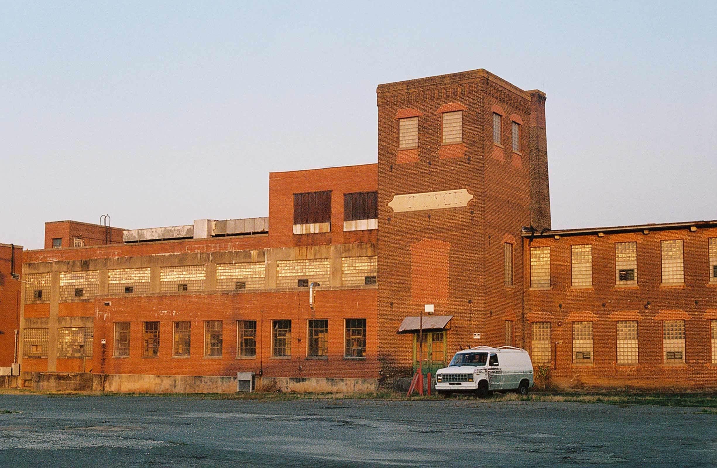 Burlington Factory in NC