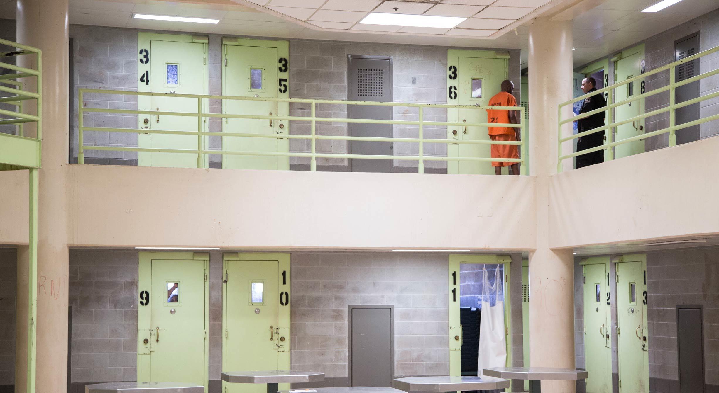 Thunder In Okc Jail Chapt1