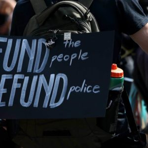 Cutting Police Budgets