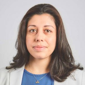 Leandra Naranjo - Program Director, Unaccompanied Children Program