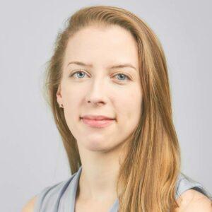 Elena Vanko - Senior Program Associate