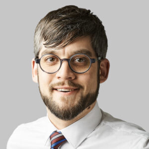Micah Haskell-Hoehl - Former Senior Federal Policy Associate