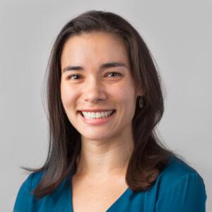 Sandra van den Heuvel - Senior Program Associate