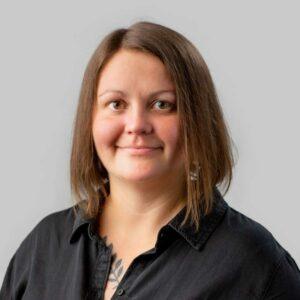 Jill Hubley - Data Visualization Associate