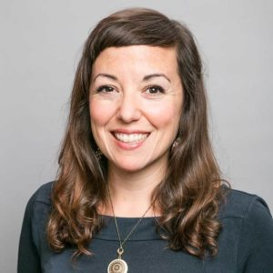 Corinna Yazbek - Senior Associate for Strategic Partnerships,    New Orleans