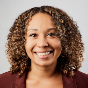 Cymone  Fuller - Former Senior Program Associate