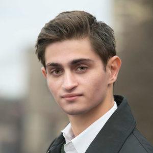 Daniel  Kodsi - Former Intern, Communications
