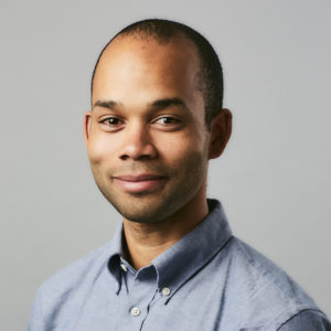 Justin Roberts - Data and Policy Manager