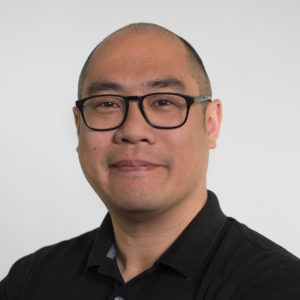 Kinsen  Siu - Director of Technology Advancement and Operations
