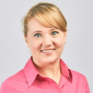 Lidia Shelley - Director of Operations and Special Projects