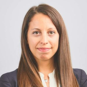 Marina Caeiro - Program Director,    Immigration and Justice