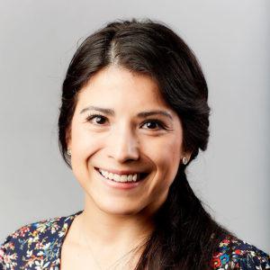 Mireya Moreno-Rodas - Senior Program Associate