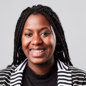 Noella Byenkya - Communications Intern