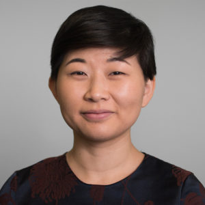 Olive  Lu - Pre-Doctoral Research Fellow