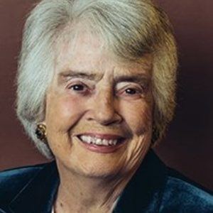 Patricia M. Wald - Honorary Trustee