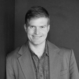 Patrick Stegemoeller - Staff Attorney