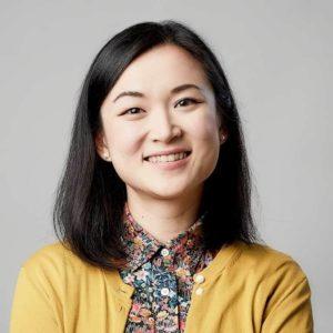 Rosie Wang - Senior Program Associate